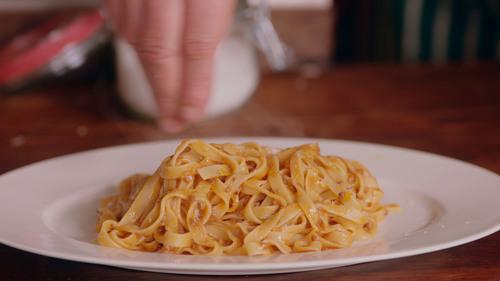 Tagliatelle With Ragu Bolognese